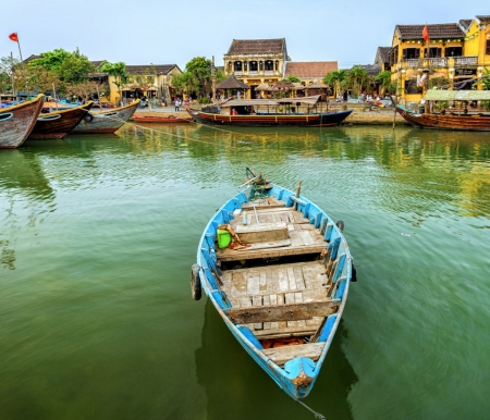 Hoi An Ancient Port City (Half Day)