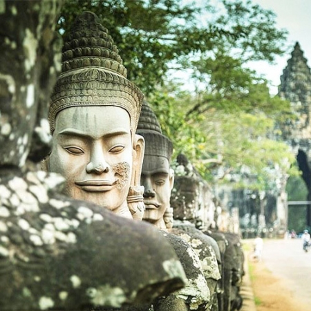 INDOCHINA DISCOVERY - 9 Days / 8 Nights